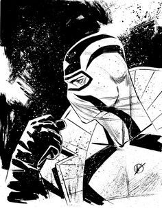 Fantomex - Sketch 439 by MatteoScalera.deviantart.com on @deviantART. Okay, so I haven't read any comics with Fantomex in them, yet. But he just seems so awesome! I can't wait to read some!