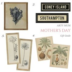 Hamptons House, The Hamptons, Gift Guide, Home Furniture, Gallery Wall, Day, Frame, Gifts, Home Decor