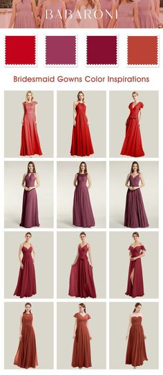 Weekly updated code. Shop with the code ROBE to save 10%. Come and visit babaroni.com, choose from 66+ colors & 500+ styles. #bridesmaiddresses #babaroni #weddinginspiration #beachwedding #weddingdress #weddingflower #weddingshoes #shoes #promdress #promgown #wedding#babaroni #weddingideas #babaroni #bridesmaiddress #2021wedding #weddinginspiration #bridesmaid #brides Dresses Elegant, Beautiful Bridesmaid Dresses, Bridesmaid Dress Colors, Cheap Bridesmaid Dresses, Stunning Dresses, Nice Dresses, Wedding Dresses, Chiffon Rock Lang, Red Bridesmaids