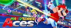 Mario Tennis Aces Is Getting An Online Tournament Demo