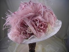 Victorian touring Hat