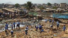 La diversidad de los patios de escuela del mundo en imágenes - BBC Mundo
