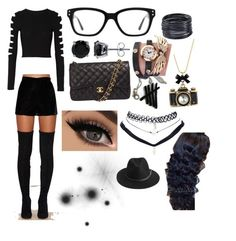 """""""#1"""" by scvigari on Polyvore featuring Converse, BERRICLE, ABS by Allen Schwartz, Wet Seal, Betsey Johnson, Cushnie Et Ochs, Native Rose, Chanel and BeckSöndergaard"""