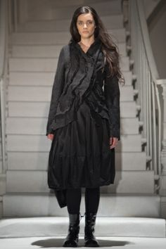 Rundholz Fall Winter Ready To Wear 2012 Paris