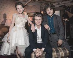 Milli, Joe & Gaten