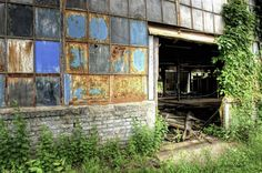 I want this ... this half decayed rusting old building with holes and boarded up windows and no doors left. For the memories and the hopes and the potential and the unutterable beauty that lies in decay and renewal