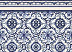 Camilù - Olivais Azulejos Ceramica portoghese   dcasa.it