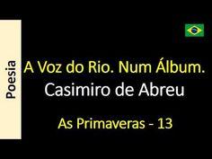 Casimiro de Abreu - 13 - A Voz do Rio. Num Álbum.