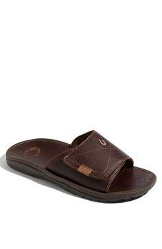 Men s OluKai  Ohana  Slide Men Sandals d86355bbe
