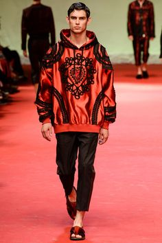 Dolce & Gabbana   Spring 2015 Menswear Collection   Style.com