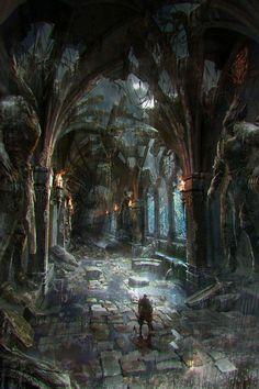 Tagged with art, fantasy, storytime; Fantasy Artwork, Fantasy Concept Art, Dark Fantasy Art, Fantasy Paintings, Final Fantasy, Fantasy Castle, Medieval Fantasy, Medieval World, Fantasy Places