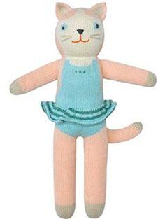 "BlaBla Doll Cat ""Splash"" ❤ blabla kids"
