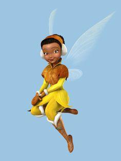 Iridessa (Secret of the Wings)..
