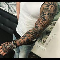 ☠️ #vladimirdrozdov#drozdovtattoo#tattooinstartmag#tattoostyle#chicano#tattooart#blackandgrey#tattoolife#inkkaddicted#inkdollz#tattooed#style#sleevetattoo#tattoozlife#instatattoo#sullen#tattoos#goodfellastattio#ink_life#inkeeze#minddlowingtattoos#lifestyletattoo#worldtattoo#tattoos_of_instagram#inkjunkeyz#ru_tattoo#inknationofficial#drozdov_ink