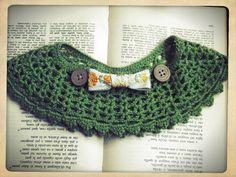 Wool Collar Handmade