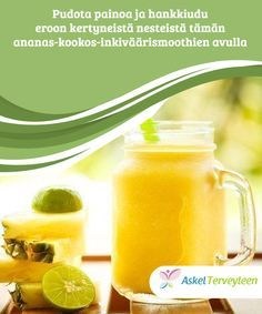 Proper Nutrition Made Easy And Fun For You Weight Loss Drinks, Weight Loss Smoothies, Lose Weight Quick, Proper Nutrition, Better Life, Feel Good, Make It Simple, Juice, Food And Drink