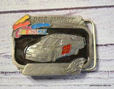 Vintage Dale Jarrett 28 Belt Buckle Pewter Stock Car Racing | Etsy Dale Jarrett, Vintage Cups, Nascar, Belt Buckles, Race Cars, Pewter, I Shop, Racing, Personalized Items