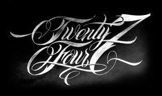 Would love this for tattoo lettering