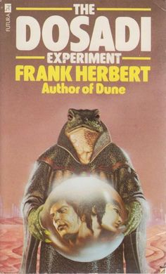 The Dosadi Experiment by Frank Herbert Paperback Book 1978