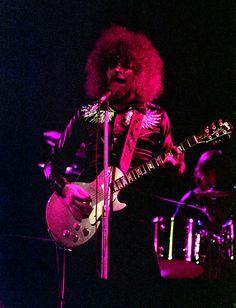 Jeff Lynne, ELO, Feb 16th, 1975