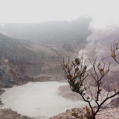 Gunung Tangkuban Perahu.  #mountains #explorebandung