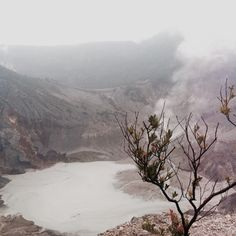 Gunung Tangkuban Perahu.  #mountains #explorebandung