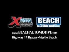 Beach Automotive Feb 2012 X-press Commercial Myrtle Beach, SC