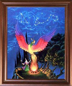 Mythical Magical Wizard Phoenix Forest Fantasy Kids Room ... https://www.amazon.com/dp/B01JZ8KVY2/ref=cm_sw_r_pi_dp_x_lltdzb5P41F5Q