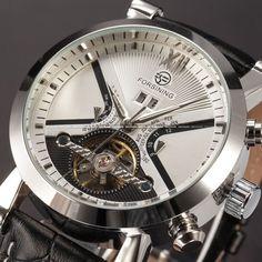 Jaragar Horloges Mannen Men's Famous Watches Brand Day/Week Tourbillon Auto Mechanical Watches Wristwatch Gift Box Free Ship