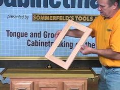 Sommerfeld's Tools for Wood Jigs and tools for cabinet doors ...