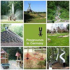 Playgrounds in Germany : the piri-piri lexicon