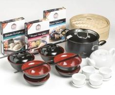 Win a Yum Cha at Home Pack