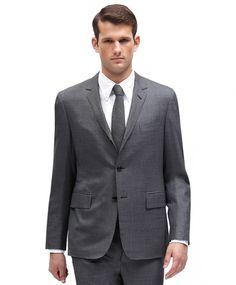 88123d6a16 Black Fleece Classic Suit $1,375.00 Brothers Clothing, Modern Outfits,  Brooks Brothers, Classic Suit