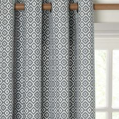 Grey Curtains Bedroom, Hall Curtains, Lounge Curtains, Master Bedroom, Contemporary Curtains, Curtain Headings, Types Of Curtains, Colorful Curtains, Gray