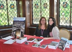 At Millneck Manor's Deaf Literacy Book Fair, Spring 2014