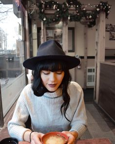 #zara #black #outfit #lake #blogger #style #fashion #toronto  #top #outfits #lookbook #off #sweater #winter #spring #look #inspiration #fedora #yellow108 #hat #style