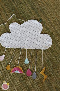 A cloud mobile  