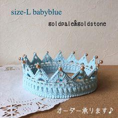 メモリアルクラウン♪プリンスL|帽子|lily0922|ハンドメイド通販・販売のCreema