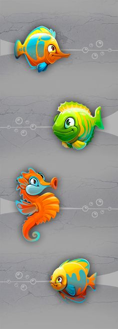 https://www.behance.net/gallery/19923625/Fish-for-the-game-Mermaid