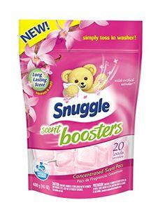 Snuggle Laundry Scent Boosters, Wild Orchid Wonder, 20 Count Snuggle http://www.amazon.com/dp/B00QYZ67QG/ref=cm_sw_r_pi_dp_D.ytvb1NV41PN