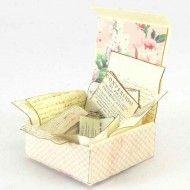 Box of ladys correspondence