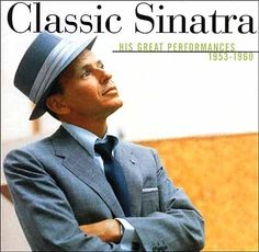 He, is hands down my favorite thing to listen to. I love him, so much. <3 Frank Sinatra.
