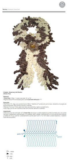 Receitas de Trico e Croche: 01/07/12 - 01/08/12