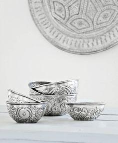 Moroccan bowls