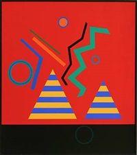Composition A.M.VII by Mogens Lohmann