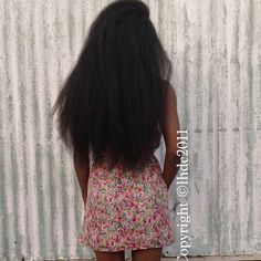 HEAT STYLING  -  The natural's guide to HEALTHY heat styling | Black Girl with Long Hair
