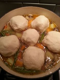 Steam Dough Balls on Stew South African Dumpling Recipe, South African Recipes, Creamy Samp Recipe, Steamed Bread Recipe, Stew And Dumplings, Homemade Chicken And Dumplings, How To Make Dough, Jamaican Recipes, Yummy Food