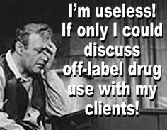 Allowing Pharma Sales Reps to Discuss Off-Label Drug Use Would Make Them More Helpful, Says KevinMD Im Useless, American Heart Association, Cardiology, How To Get, How To Plan, Drugs, Insight, Meant To Be, Literature