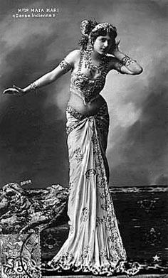 Mata Hari (Lady Macleod)