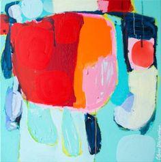 "Saatchi Art Artist Claire Desjardins; Painting, ""Don't Judge Me"" #art"